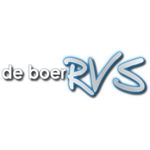 De Boer RVS logo
