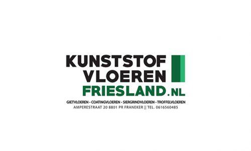 Logo kunststof vloeren Friesland